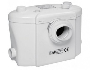 pompa ape murdare cu tocator pentru wc homac 400