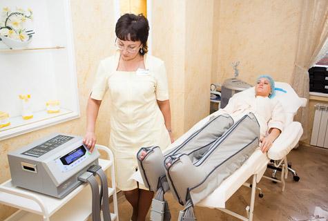 Presoterapia individuala a membrelor