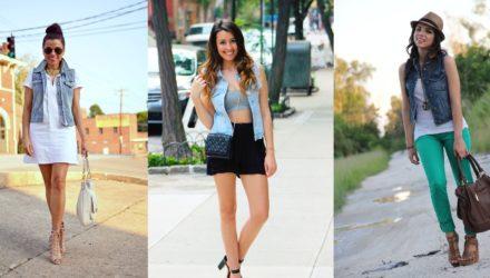 Vesta si moda pentru femei