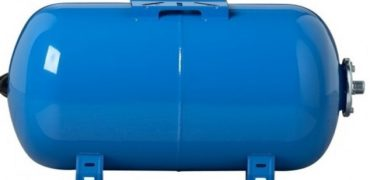 Ce caracteristici are un vas hidrofor 300 l vertical Aquasystem?
