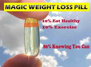 Stop Looking for a Magic Weight Loss Pill