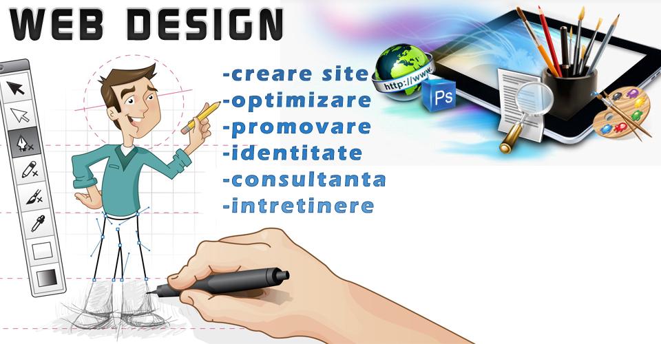 Ce servicii poate oferi o firma de web design?