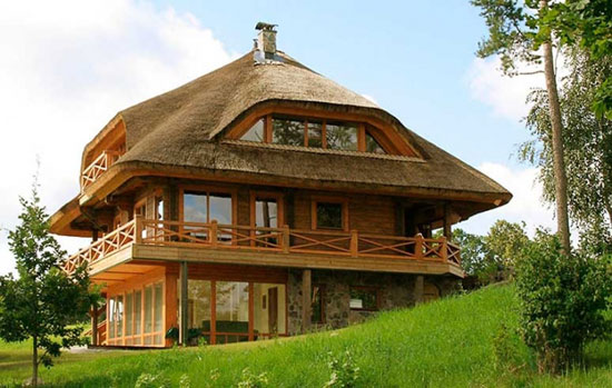 Why Ecological Houses are a Great Alternative to Conventional Buildings?