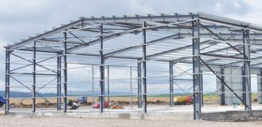 Constructii metalice versus constructii din beton