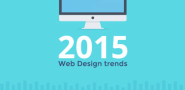 Tendinte in web design care vor domina anul 2015