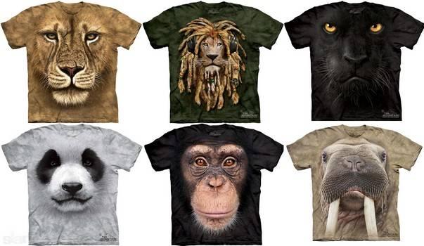 Cum se asorteaza imprimeurile de pe tricou?