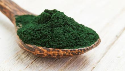 Spirulina - o alga cu o multime de nutrienti