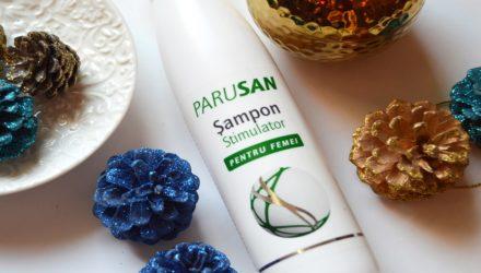 Parusan – cel mai bun sampon pentru stimularea cresterii parului