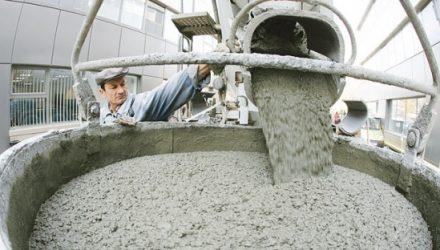 Cum este produs betonul?