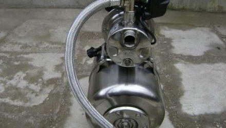 Cum te poate ajuta o pompa hidrofor din inox?