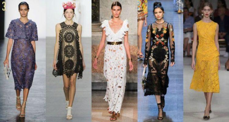 Tendintele modei din acest an