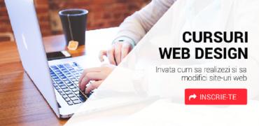 Ce trebuie sa invat pentru a ajunge web designer?