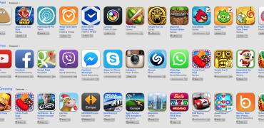 Care sunt cele mai bune aplicatii pentru iOS?