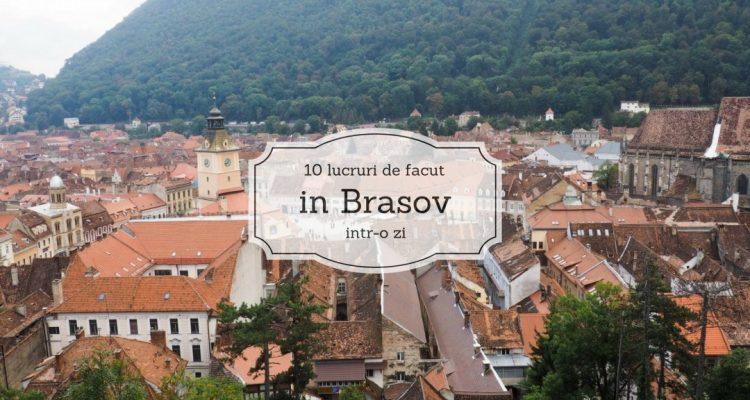 Ce puteti vizita in zona Brasovului?