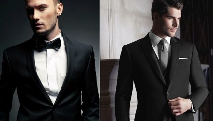 Smoking vs Costum: Care este diferenta?