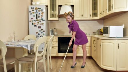Sfaturi utile pentru curatarea bucatariei